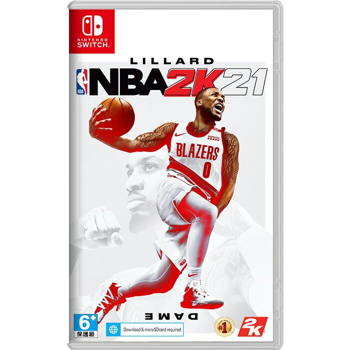 【NS 遊戲】任天堂 Switch NBA 2K21 美國職業籃球《中文版》【三井3C】