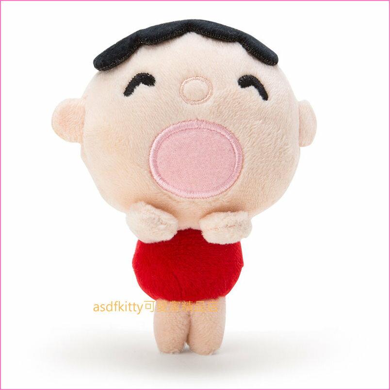 asdfkitty可愛家☆大寶造型趴趴玩偶/短絨毛玩偶-陪您上班上網-紓壓療癒-日本正版商品