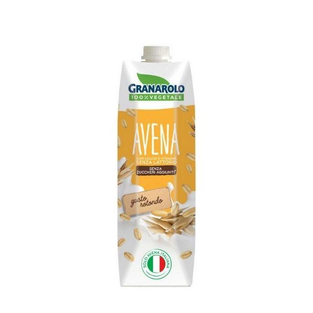 義大利 GRANAROLO 無加糖燕麥奶(1L)(全素)