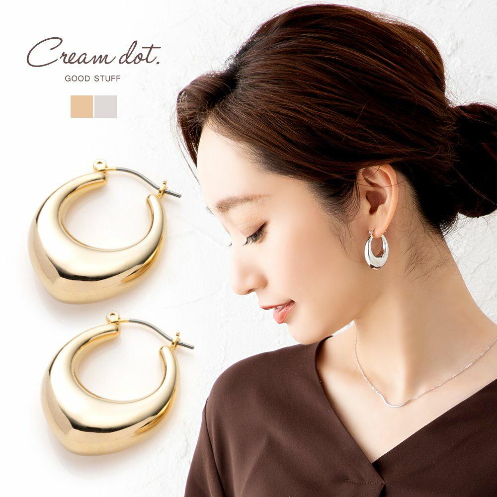 日本Cream Dot  /  百搭穿孔耳環  /  s00013  /  日本必買 日本樂天代購  /  件件含運 0