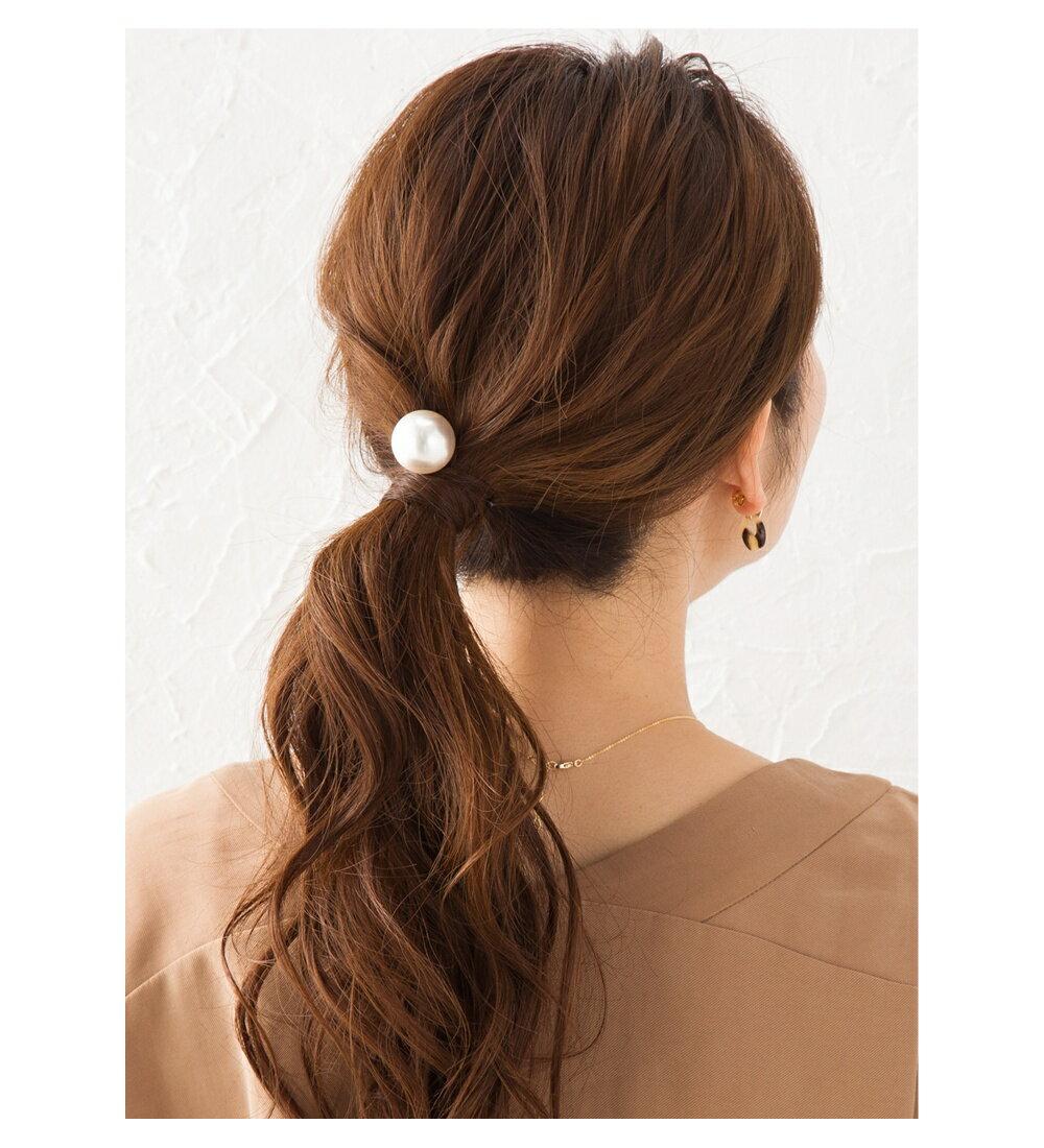 日本CREAM DOT /  優雅珍珠造型髮插  / k00133 /  日本必買 日本樂天代購直送 1