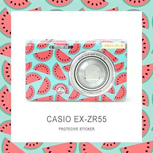 ★買貼膜再送手指環★只要評價★shine away CASIO ZR55 ZR65 貼膜 3M機身貼 貼紙 包膜 保護 1