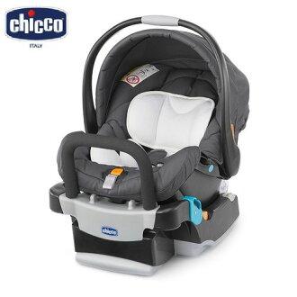 ★衛立兒生活館★Chicco Key Fit 手提汽車座椅/提籃汽座 (深邃灰)