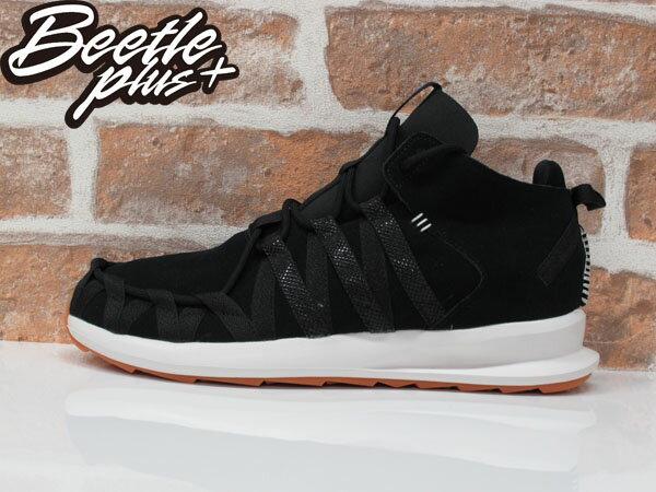 男生 BEETLE ADIDAS SL LOOP MOC 黑白 白黑 紫標 麂皮 編織 蛇紋 慢跑鞋 C77013