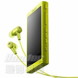 <br/><br/>  【曜德★送CKS-NWA30保護套】SONY NW-A36HN 黃 觸控螢幕 數位隨身聽 32GB 繽紛五色 ★ 免運 ★<br/><br/>