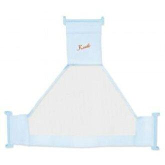 Karibu 凱俐寶 嬰兒用浴網-粉藍