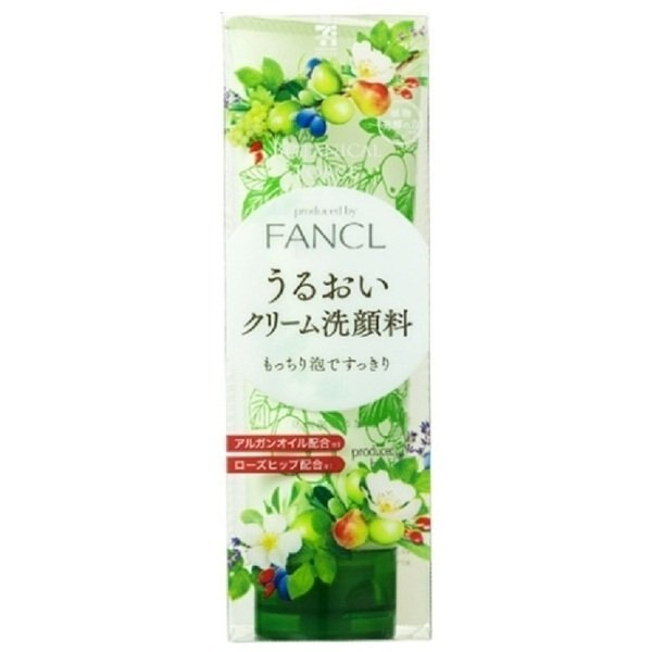 日本【7-11限定】Fancl-Botanical Force草本潤澤洗面乳90g-415938