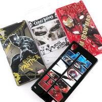 漫威英雄Marvel 周邊商品推薦【MARVEL】Sony Xperia Z5《美國隊長3:英雄內戰》透明保護軟套