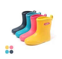 Ozkiz 輕量好行雨鞋 (四色選擇) [現貨+預購5-21個工作天]-Ozkiz 韓星專櫃童裝-媽咪親子推薦