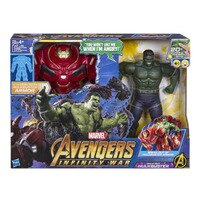 Marvel 玩具與電玩推薦到(卡司 正版現貨) 孩之寶 MARVEL 漫威 12吋 復仇者聯盟 浩克爆衝玩具組 浩克毀滅者 浩克 Hulk就在卡司玩具推薦Marvel 玩具與電玩