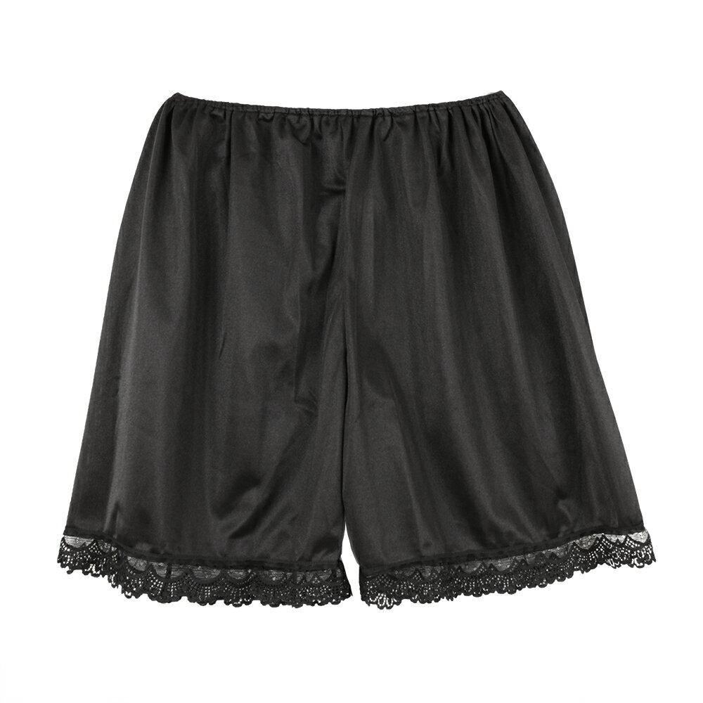 【夢蒂兒】法式女神氣質舒適褲裙 4