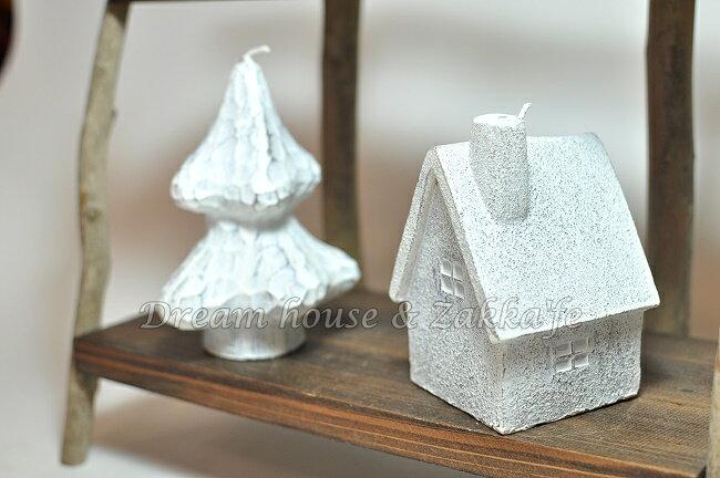 White Wash 聖誕樹造型蠟燭 《 細緻可愛 純擺飾也漂亮 》★ 夢想家精品家飾 ★ - 限時優惠好康折扣