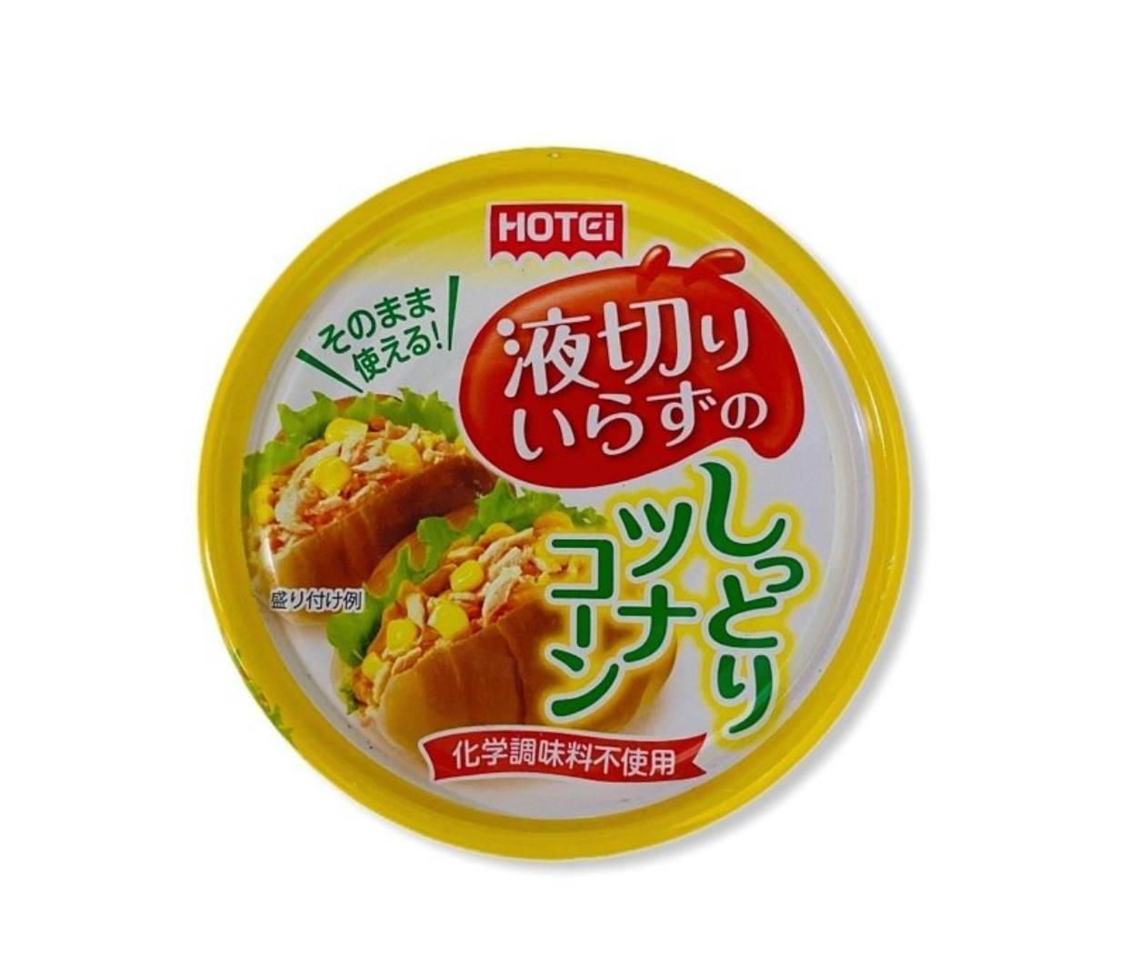 HOTEi 玉米鮪魚罐頭 55g