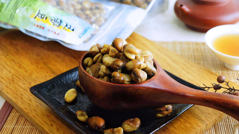"""元氣玉帶豆,嚴格挑選上選新鮮的""""小蠶豆"""",精心製造,清香、酥脆,吃再多也不膩口,喀滋喀滋的好口感超涮嘴"""