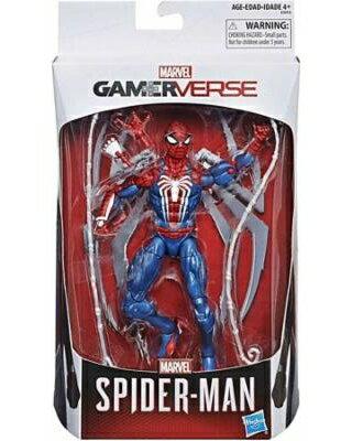 (卡司 正版現貨) 孩之寶 漫威 PS4 Marvel Legends 6吋 蜘蛛人 GameStop 電玩版 限定版