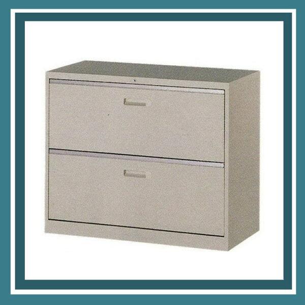 『商款熱銷款』【辦公家具】UD-2一般抽屜二層式資料文件檔案櫃櫃子檔案收納