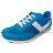 《限時特價799元》 Shoestw【62W1SO63BL】PONY復古慢跑鞋 水藍白V 女款 2