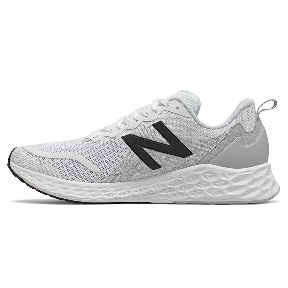 【滿額最高折318】New Balance 2E 男鞋 慢跑 輕量 高緩震 柔軟 網布 灰【運動世界】MTMPOWN