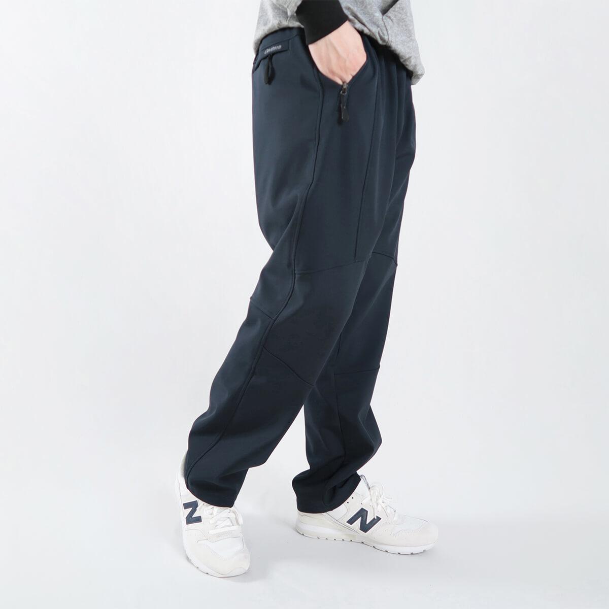 保暖厚刷毛軟殼褲 防風防潑水透氣保暖衝鋒褲 保暖褲 內裡刷毛褲 休閒長褲 黑色長褲 WARM THICK FLEECE LINED SOFTSHELL PANTS OUTDOOR PANTS (321-356-08)深藍色、(321-356-21)黑色、(321-356-22)藍綠色 腰圍M L XL 2L(28~40英吋) [實體店面保障] sun-e 8