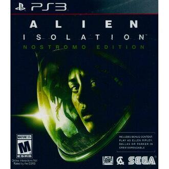 PS3 異形:孤立 諾斯托羅莫特別版 英文美版 Alien: Isolation