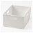 收納盒 四分之一型 N INBOX GY NITORI宜得利家居 1