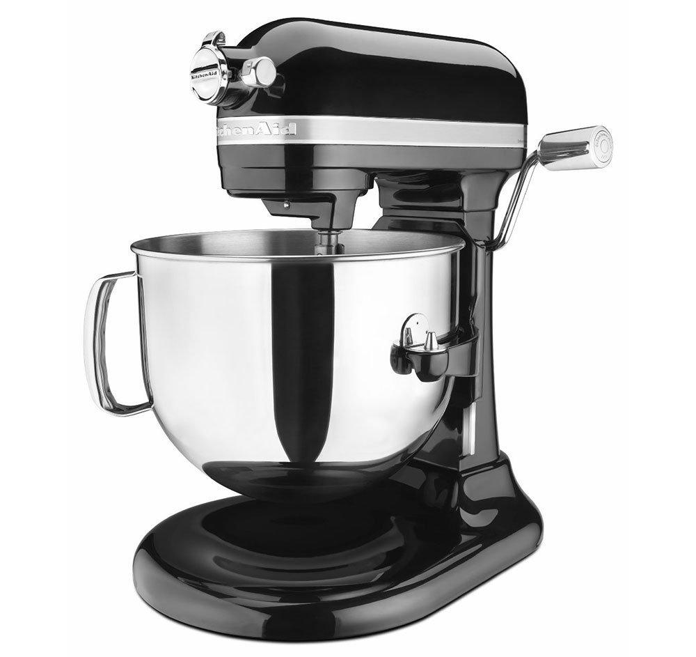 ㊣胡蜂正品㊣ 現貨 KitchenAid KSM7586POB 7-Quart 7QT Pro Line Stand Mixer black 升降式攪拌機 ( 黑色 )
