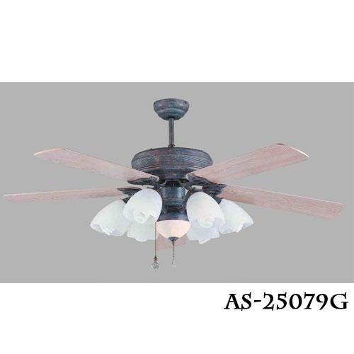 傳統系列★60吋吊扇燈風扇燈檀木光源另計★永光照明AS-25079+AS-25080