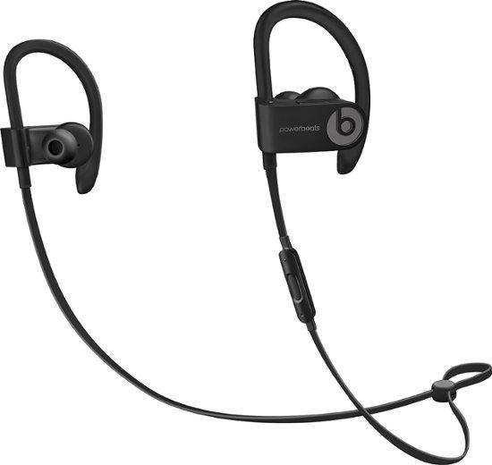 4b2ad884705 CE Overstock: Beats by Dr. Dre Powerbeats 3 Wireless Black | Rakuten.com