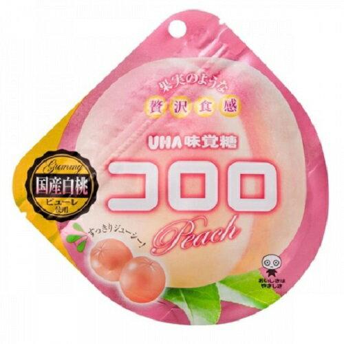 味覺糖 酷露露Q糖(水蜜桃味-40g) [大買家] 4