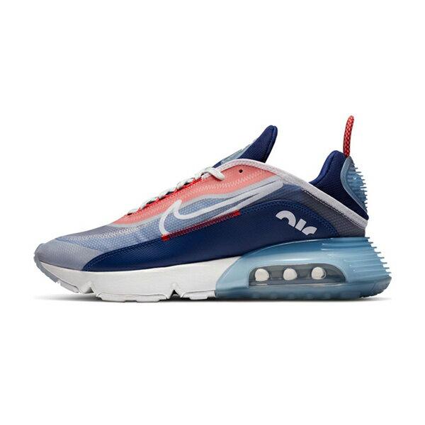 "【NIKE】NIKE AIR MAX 2090 ""USA"" 運動鞋 慢跑鞋 氣墊 粉藍白 男鞋 -CT1091101 0"