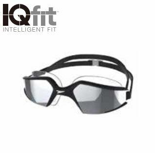 [陽光樂活] SPEEDO 成人進階鏡面泳鏡 Aquapulse Max 2 SD8097977485 黑-銀