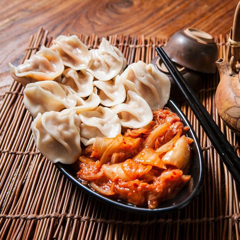 ★Ha婆手工餃子★韓式泡菜(20顆 / 包)◆ 1