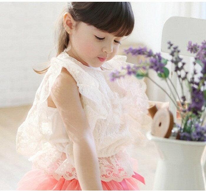 ~貝貝樂SHOW~春夏浪漫唯美全蕾絲花蝙蝠衫上衣^~如圖白色^~正韓pinkideal品牌