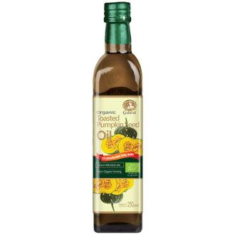 格亚 有机第一道冷压南瓜籽油 250ml