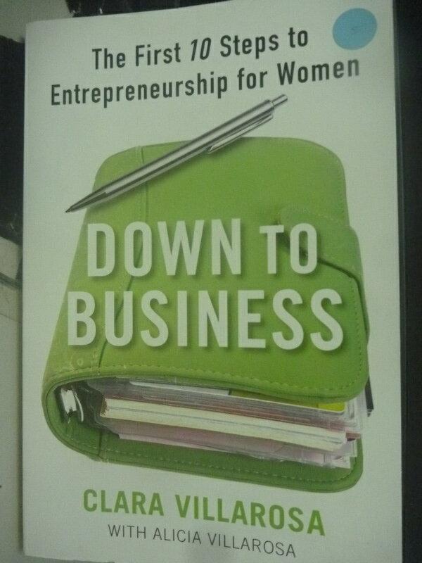 【書寶二手書T5/財經企管_ZEA】Down to Business: The First 10 Steps to En