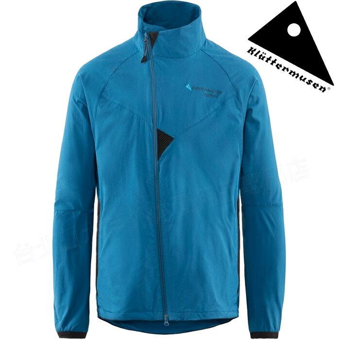 Klattermusen 攀山鼠 軟殼外套/抗風軟殼立領外套/風衣外套 Vanadis 男 KM10639M01 寶藍色 BS