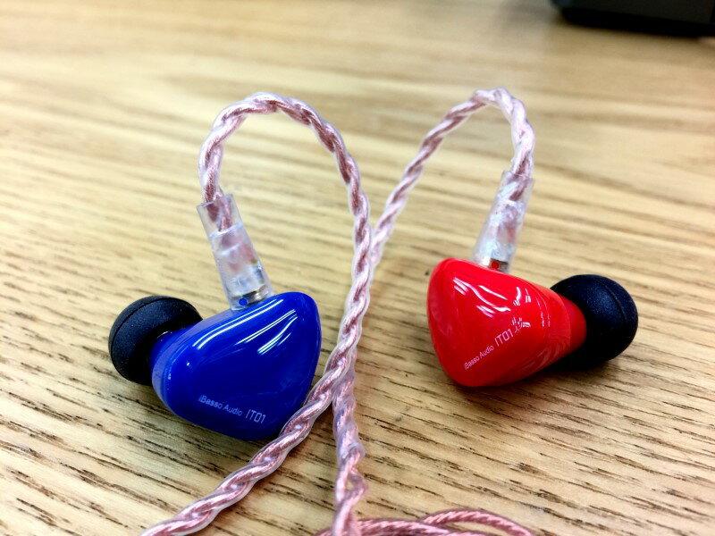 <br/><br/>  ☆宏華資訊廣場☆ iBasso IT01 耳道式耳機  店面提供展示試聽<br/><br/>