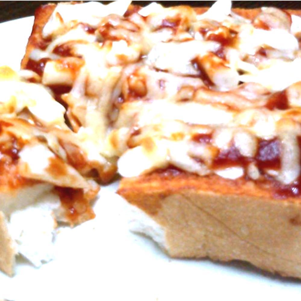 夏威夷厚片土司披薩 3片裝 自然風味素食館