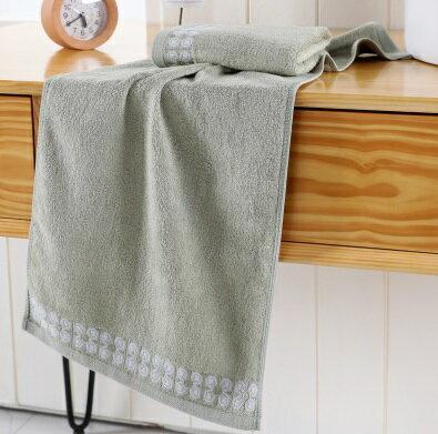 PS Mall 竹漿纖維毛巾 毛巾34*76cm【J1373】 1