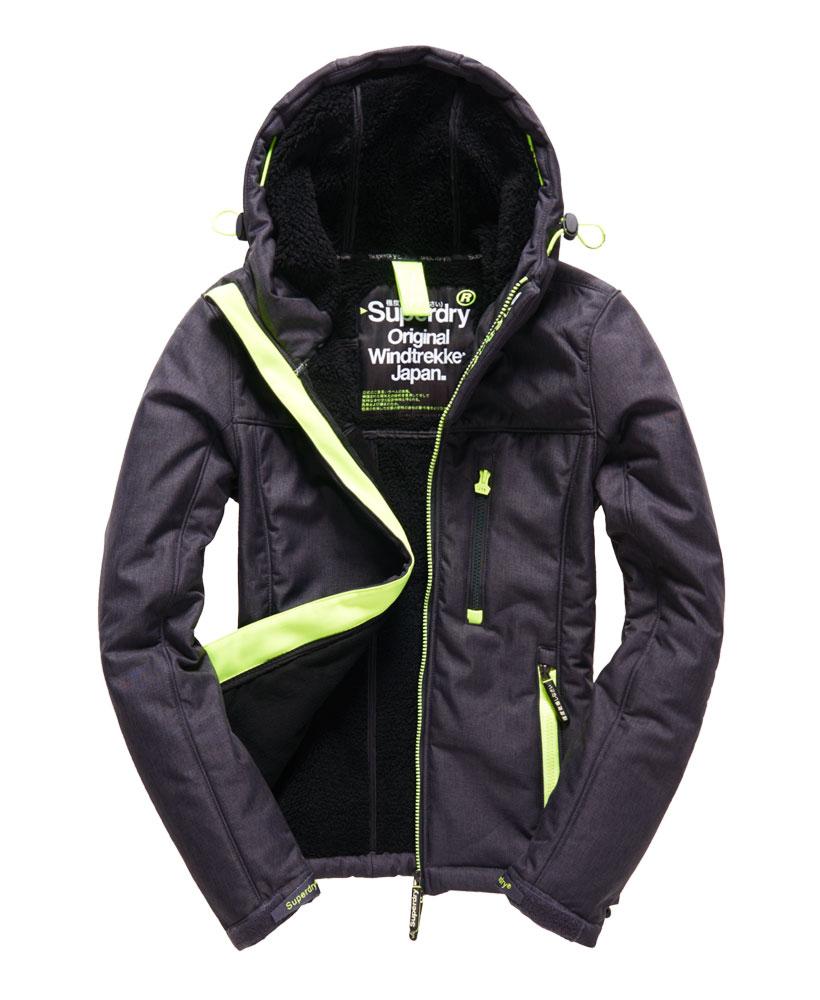 極度乾燥 Superdry 防風防潑水機能外套 薄款 內刷毛