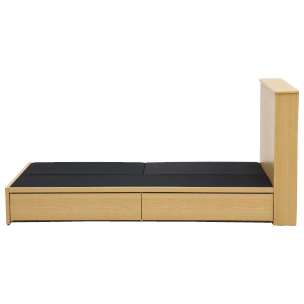 ◎單人床座 床架 附抽屜 T-15 BOX NA NITORI宜得利家居 2