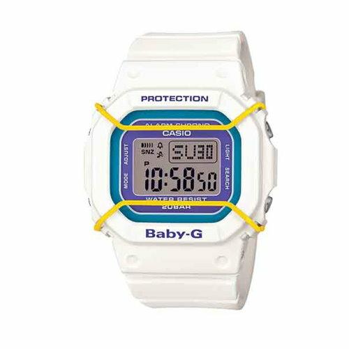 CASIO BABY-G耀眼奪目時尚運動錶/BGD-501-7BDR