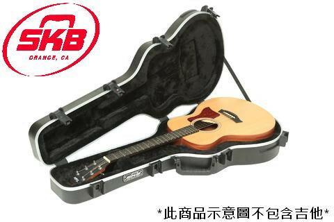 【非凡樂器】美國 SKB-GSM 防水纖維吉他航空箱 GS Mini 硬盒 全新品公司貨