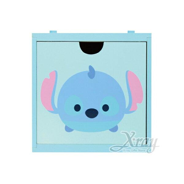 X射線【C384672】Tsum 史迪奇stitch 積木盒,置物櫃/收納櫃/收納盒/抽屜收納盒/木製櫃/木製收納櫃/收納箱/桌上收納盒