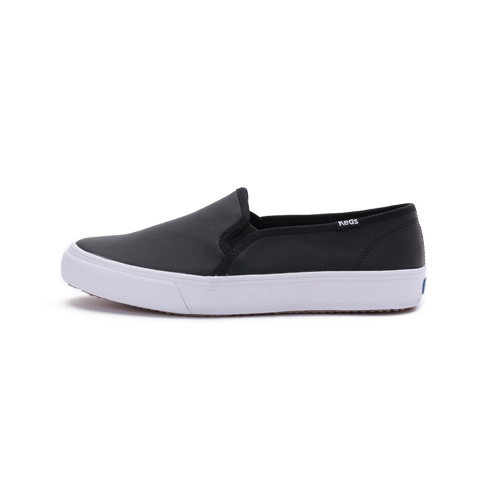 【限時8折】KEDS 皮革套式休閒鞋 黑 9191W132630 女鞋
