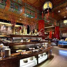 【台北】圓山大飯店松鶴廳自助吃到飽午晚餐券