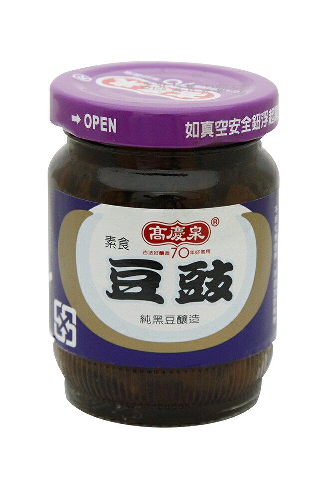 高慶泉 素食豆鼓125g