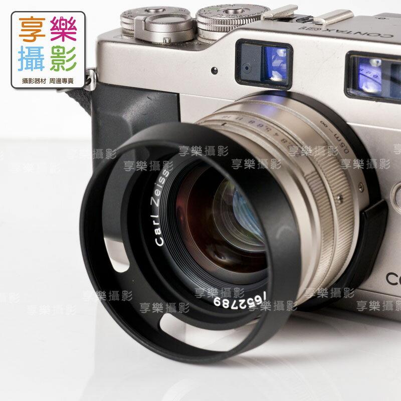 [享樂攝影] FotoFlex 導流口金屬遮光罩 37mm 39mm 40.5mm 43mm 46mm 49mm 52mm 55mm 58mm 斜口 內縮版 黑色金屬 Leica Zeiss Cano..