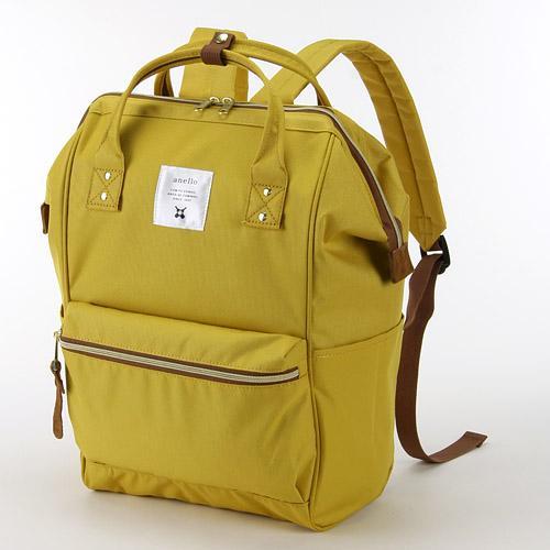 【百倉日本舖】日本進口正貨 暢銷款anello大開口後背包/手提包/媽媽包