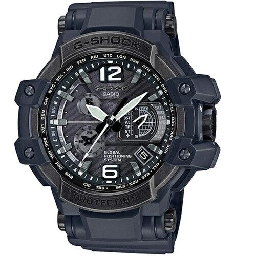CASIO G-SHOCK GPW-1000T-1ADR 碳纖維概念GPS電波腕錶/56mm